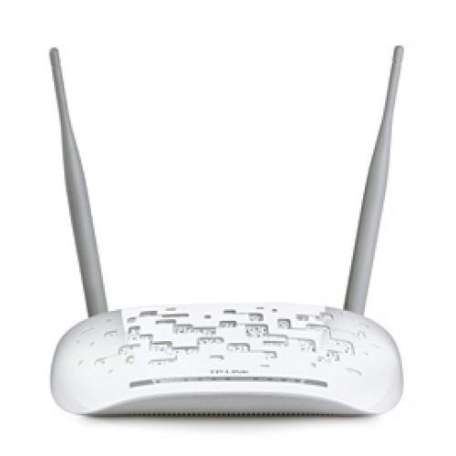 TP-Link ADSL2+ Wireless N Router 300Mbps – TD-W8960N